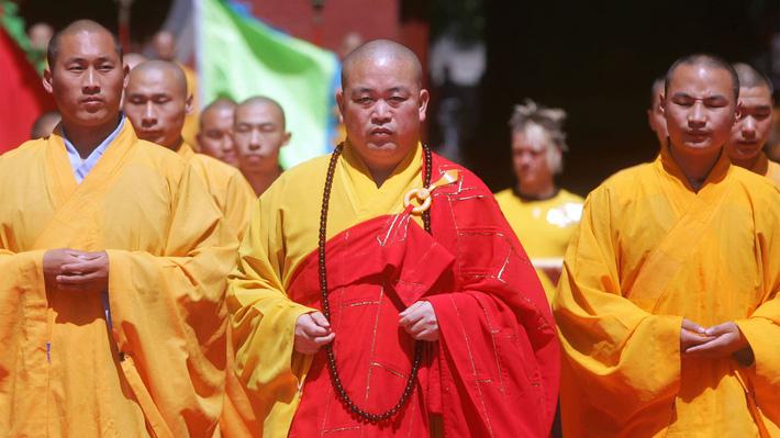 """Phương trượng Thiếu Lâm Tự đã dạy cho """"võ sư tệ nhất TQ"""" bài học đắt giá như thế nào? - Ảnh 2."""
