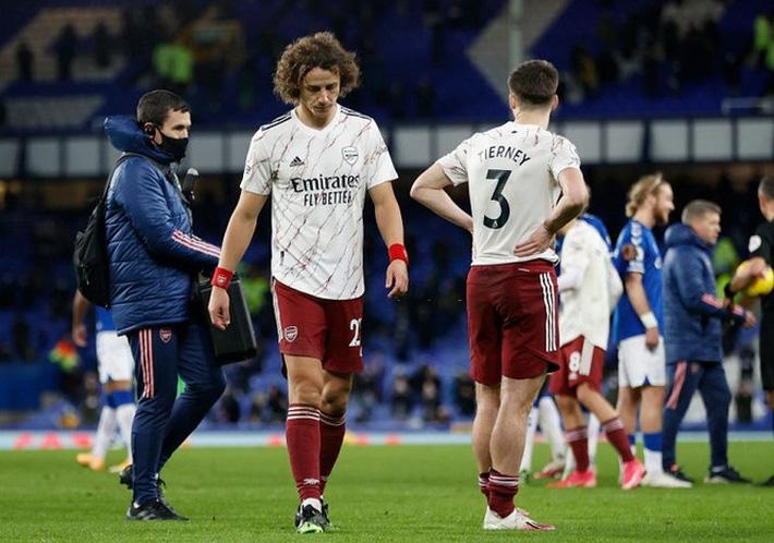 Arsenal thua trận thứ 8, HLV Arteta nói gì? - Ảnh 1.