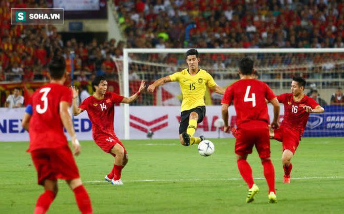 Malaysia vướng rào, thầy trò tướng Park có lợi thế trong cuộc đua vòng loại cuối World Cup - Ảnh 1.