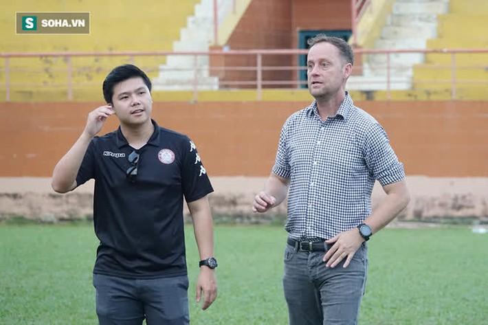 Tân HLV trưởng CLB TP.HCM nói về Lee Nguyễn, muốn vô địch V.League bằng bóng đá đẹp - Ảnh 5.