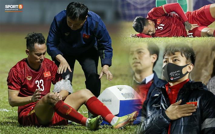 Nhiều CLB V.League méo mặt khi đón thương binh từ đội tuyển trở lại - Ảnh 1.