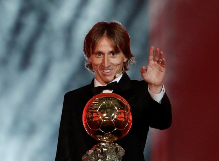 Ngày này năm xưa: Luka Modric phá vỡ thế thống trị của Ronaldo và Messi - Ảnh 1.