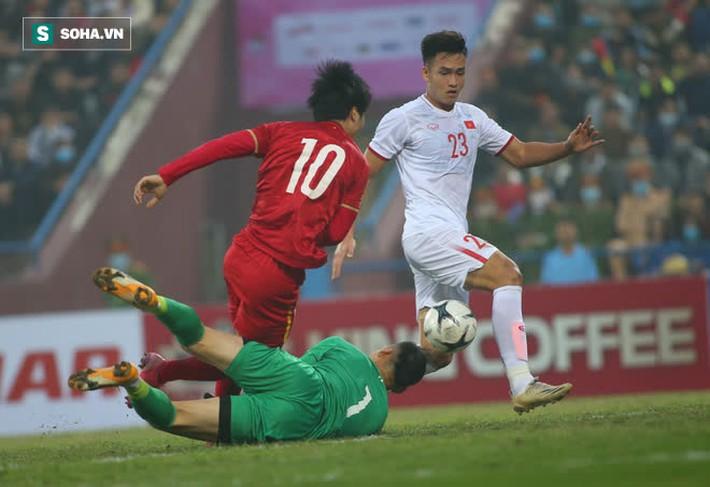 Sau lời gan ruột về V.League là áp lực khổng lồ của HLV Park Hang-seo - Ảnh 1.