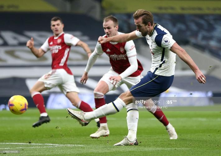 Hạ gục Arsenal bằng song kiếm hợp bích, Mourinho ngạo nghễ đứng đầu Premier League - Ảnh 3.