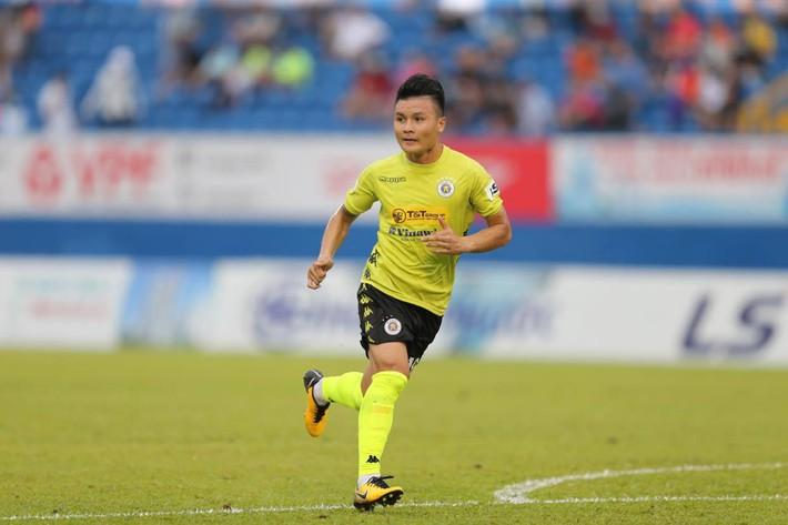 KẾT THÚC Bình Dương 0-2 Hà Nội; Đà Nẵng 3-1 HAGL: SVĐ Gò Đậu liên tục xảy ra xô xát - Ảnh 6.