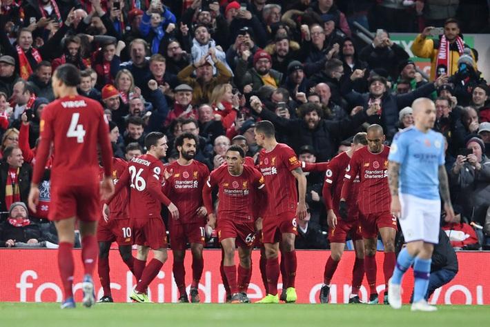 Những con số thống kê nghe thôi đã phải trầm trồ của Liverpool sau ngôi vô địch Ngoại hạng Anh lịch sử - Ảnh 4.