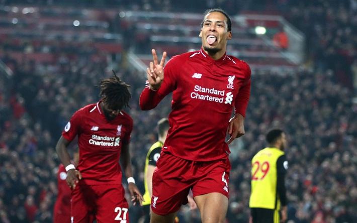 Những con số thống kê nghe thôi đã phải trầm trồ của Liverpool sau ngôi vô địch Ngoại hạng Anh lịch sử - Ảnh 5.
