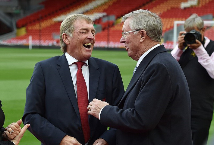 Sir Alex Ferguson gửi lời chúc mừng khi Liverpool vô địch Ngoại hạng Anh - Ảnh 1.