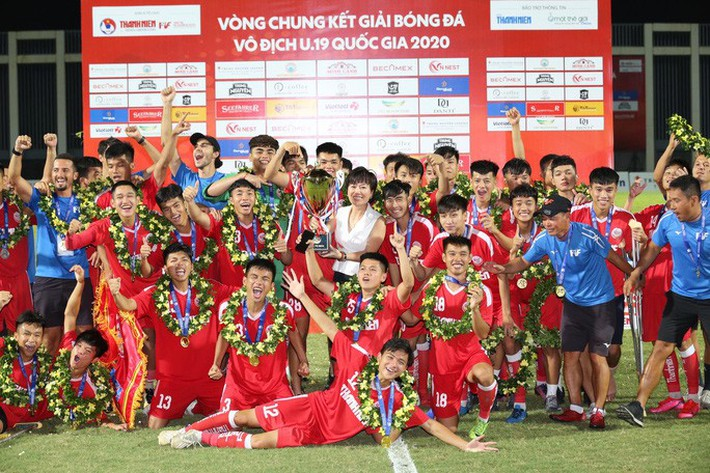 VFF nói gì về vụ U19 PVF bị tố vi phạm Quy chế thi đấu tại Giải U19 Quốc gia 2020? - Ảnh 1.