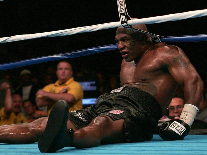Võ sư đánh đâu thua đó của Trung Quốc chê Mike Tyson già cỗi, chỉ đủ sức diễn trên clip - Ảnh 3.