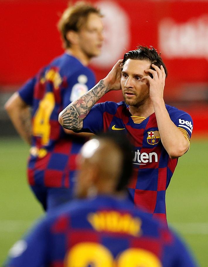 Messi chống đối HLV Setien, Barcelona chuẩn bị thay tướng - Ảnh 5.
