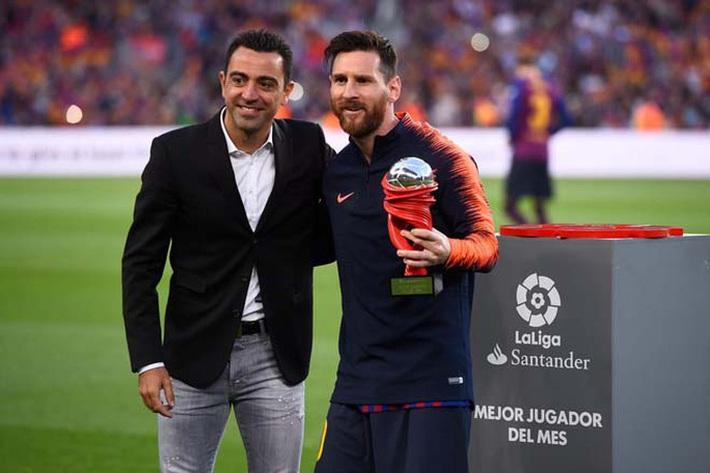Messi chống đối HLV Setien, Barcelona chuẩn bị thay tướng - Ảnh 6.