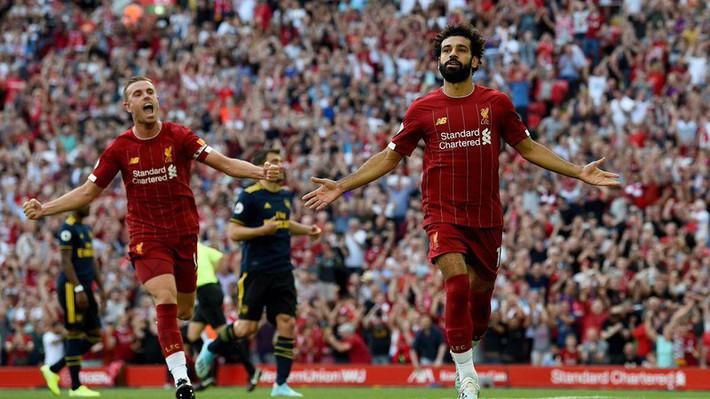 Arsenal - Liverpool: Công cường gặp thủ yếu - Ảnh 1.
