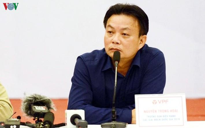 VPF có phương án đặc biệt cho trận đấu nóng nhất vòng 10 V-League 2020 - Ảnh 1.