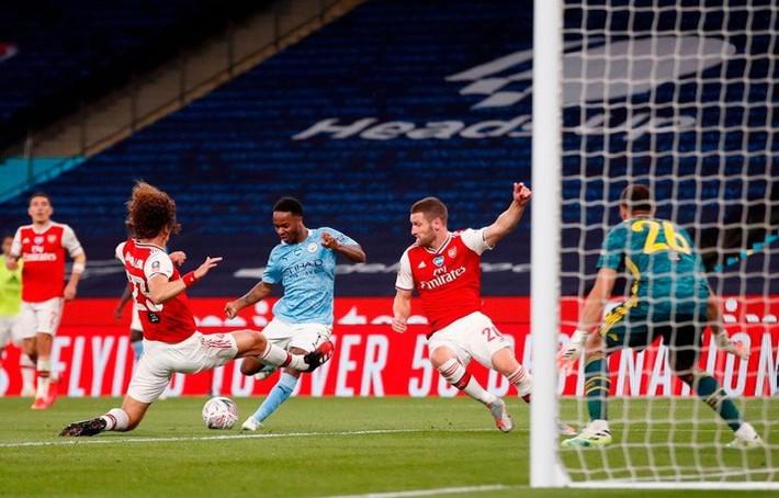 Hạ gục Manchester City để vào chung kết, Arsenal lập nên kỷ lục ở chiếc cúp lâu đời nhất thế giới - Ảnh 5.