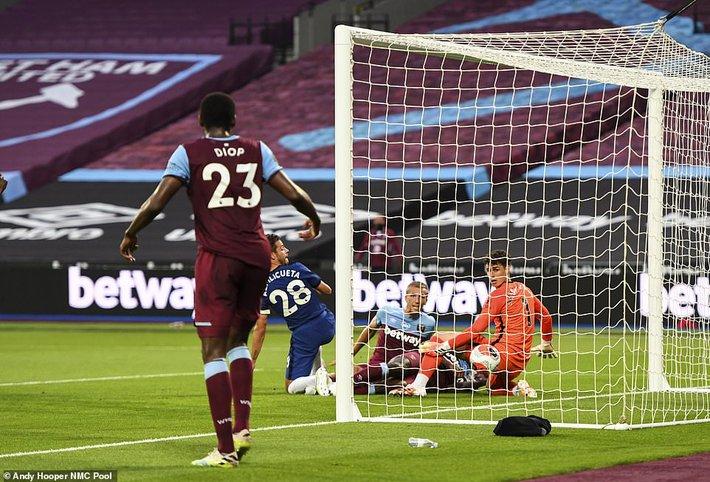 Chelsea, Leicester đồng loạt ngã ngựa, Man United chỉ còn cách top 4 một bước chân - Ảnh 3.