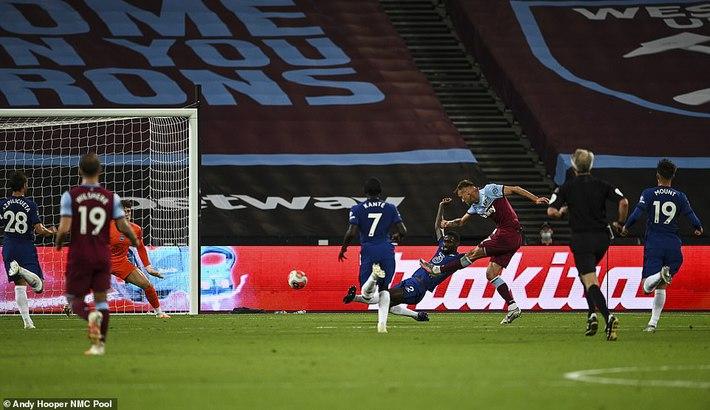 Chelsea, Leicester đồng loạt ngã ngựa, Man United chỉ còn cách top 4 một bước chân - Ảnh 4.