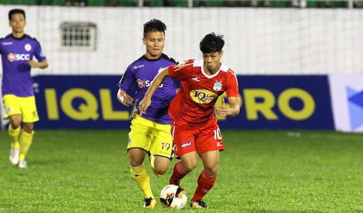 Siêu phẩm của Công Phượng & nỗi đau trước Hà Nội FC - Ảnh 1.