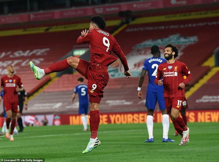 Man United mất điểm vẫn lọt vào top 4; Liverpool vùi dập Chelsea trong ngày trọng đại - Ảnh 5.