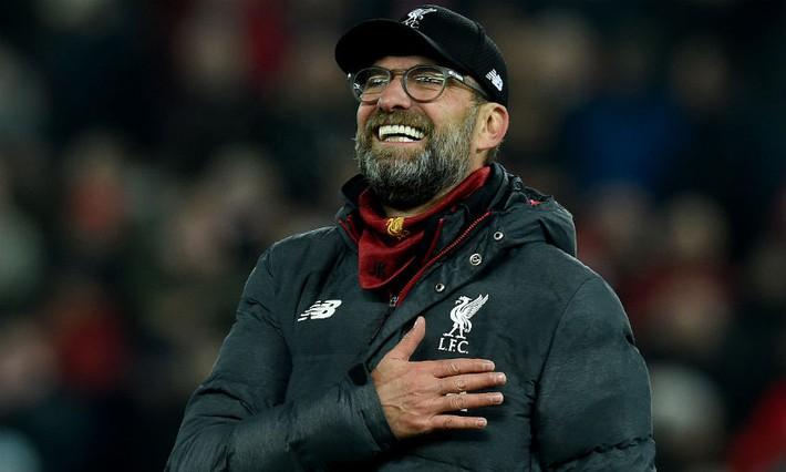Gọi điện lúc 3 rưỡi sáng để báo tin Liverpool vô địch, Klopp nhận phản hồi bất ngờ từ Sir Alex - Ảnh 1.