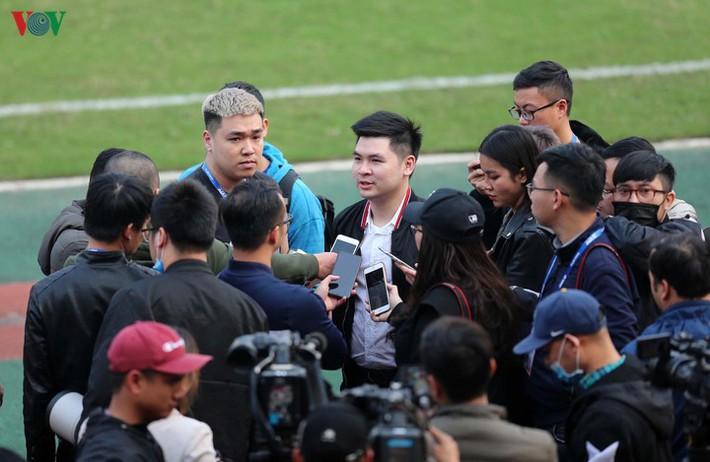 Chủ tịch 9x của Hà Nội FC nói gì khi Văn Hậu sắp từ Hà Lan về nước? - Ảnh 2.