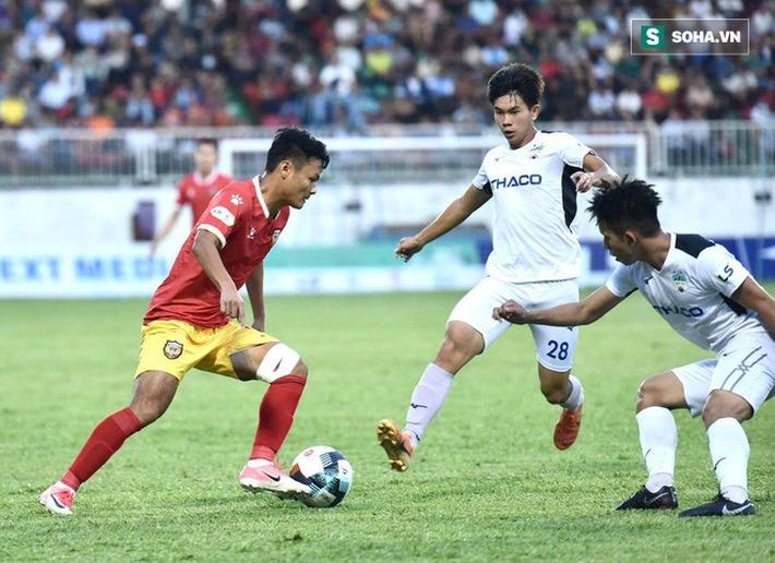 Xuân Trường lập công lớn, hợp cùng Tuấn Anh, Văn Toàn tái hiện chiến thắng kiểu U19 - Ảnh 5.