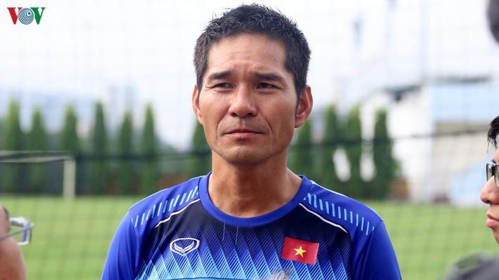 Tiếp tục hướng tới World Cup, VFF gia hạn hợp đồng với chuyên gia Nhật Bản - Ảnh 1.