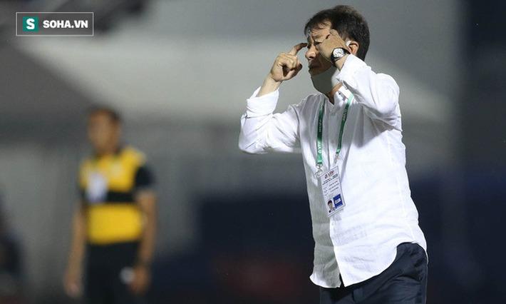 Những vụ tái hợp ở V.League: Chuyện TP.HCM và ông Chung vẫn chưa dị bằng HLV Lê Thụy Hải - Ảnh 1.
