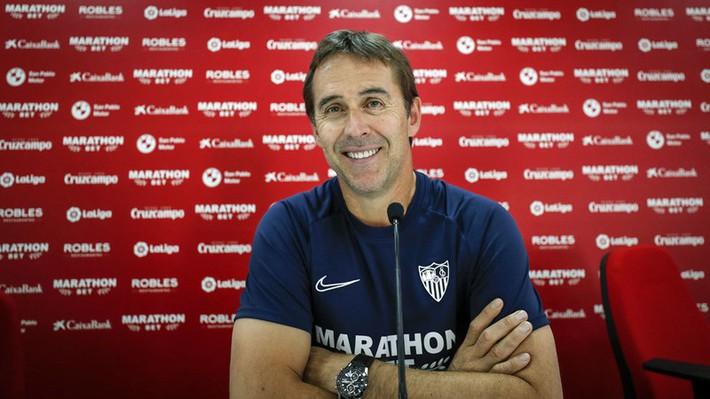 HLV Sevilla coi MU là đội bóng lớn nhất thế giới - Ảnh 1.