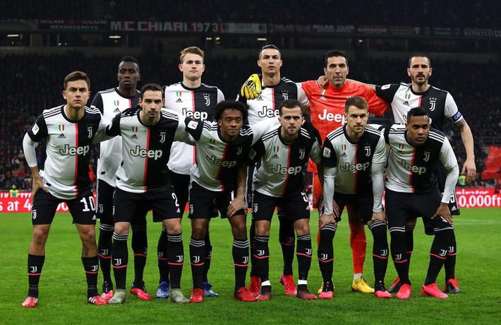 10 đội bóng có quỹ lương lớn nhất châu Âu: Bất ngờ với vị trí của MU - Ảnh 8.