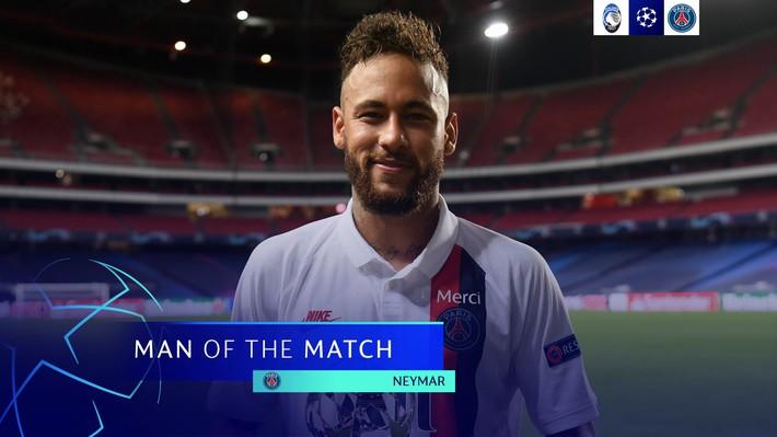 Ngược dòng kinh điển trong phút bù giờ, Neymar và PSG thẳng tiến vào bán kết Champions League - Ảnh 5.