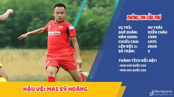 Điểm danh 5 cầu thủ trẻ SLNA được HLV Park Hang-seo gọi lên đội tuyển U22 - Ảnh 3.