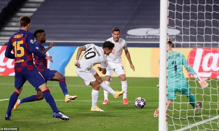 Messi sốc nặng, Barcelona thất bại kinh hoàng 2-8 dưới tay Bayern Munich - Ảnh 6.