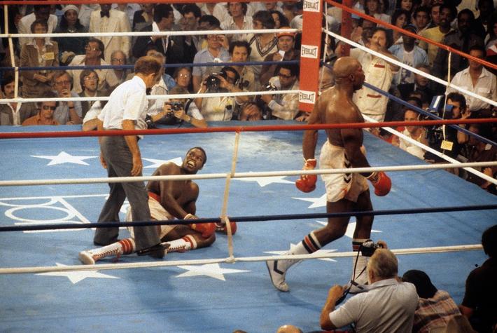 Quái thú không ngai & cú đấm khiến huyền thoại Muhammad Ali như bị bay về châu Phi - Ảnh 3.