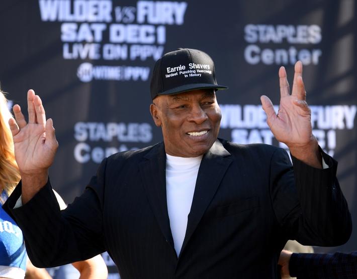 Quái thú không ngai & cú đấm khiến huyền thoại Muhammad Ali như bị bay về châu Phi - Ảnh 7.