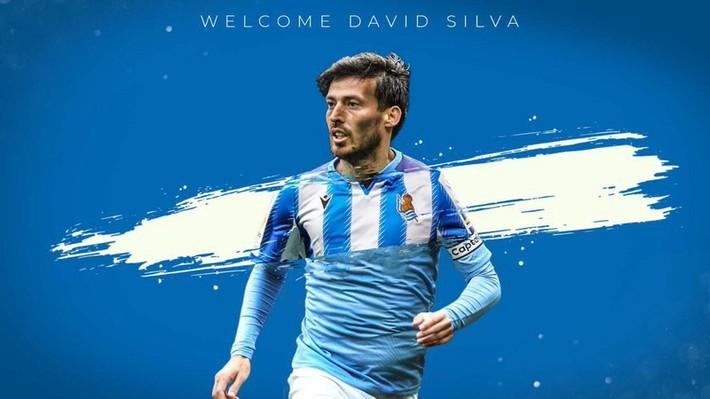David Silva chính thức có bến đỗ mới sau khi chia tay Man City - Ảnh 1.