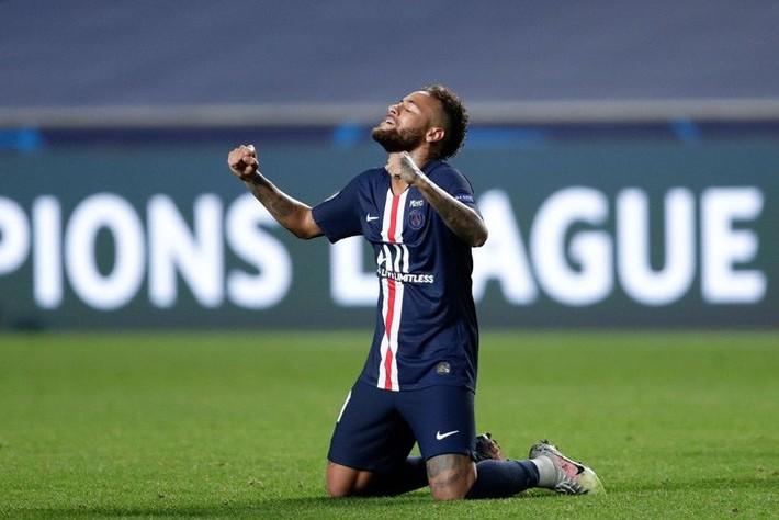 Neymar và đồng đội giúp PSG san bằng kỷ lục ở cúp châu Âu của Real Madrid - Ảnh 4.