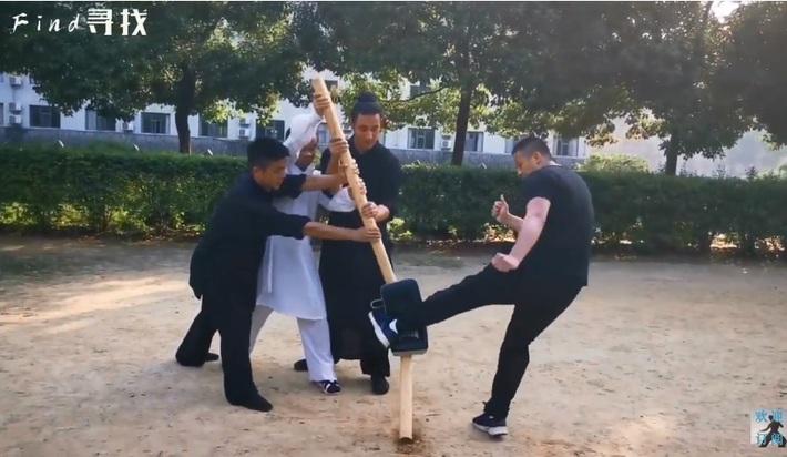 Võ lâm Trung Quốc ngỡ ngàng khi chưởng môn Võ Đang bị phanh phui vụ gian lận - Ảnh 3.