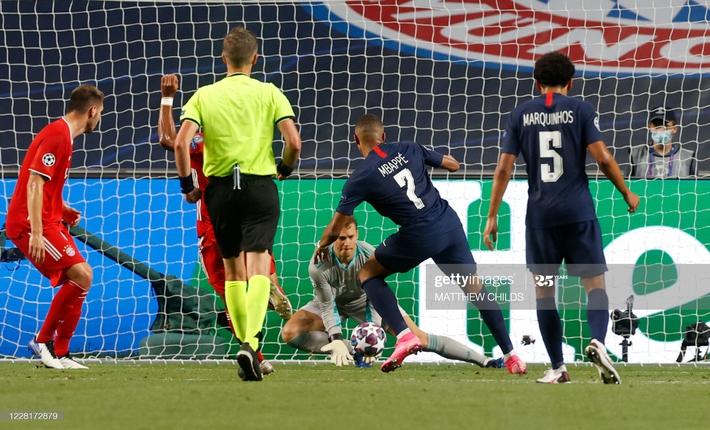 Hủy diệt mọi tia hi vọng, Neuer đã khiến Neymar và Mbappe trải qua đêm kinh hoàng thế nào? - Ảnh 3.