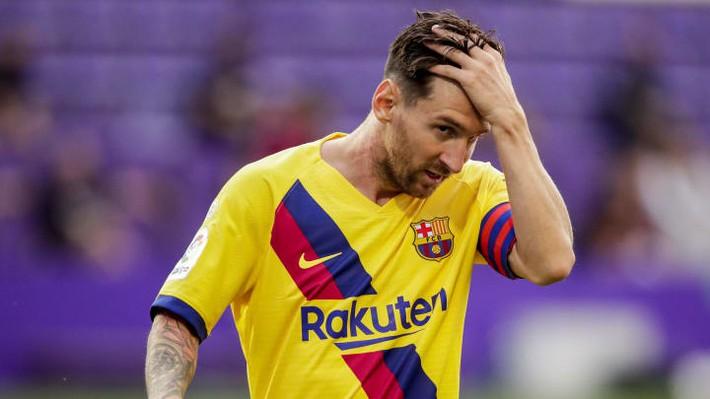 Messi chính thức có động thái đoạn tuyệt với Barca; Tổng thống Argentina bất ngờ lên tiếng - Ảnh 1.