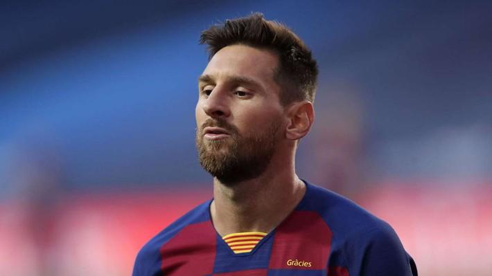 Báo TBN bất ngờ phát hiện điều khoản công thần có thể khiến Barcelona mất trắng Messi - Ảnh 1.