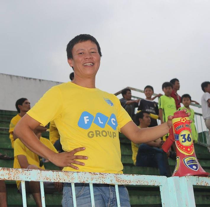 Chủ tịch Hội CĐV Thanh Hóa nói gì khi bầu Đệ dọa bỏ V.League? - Ảnh 1.