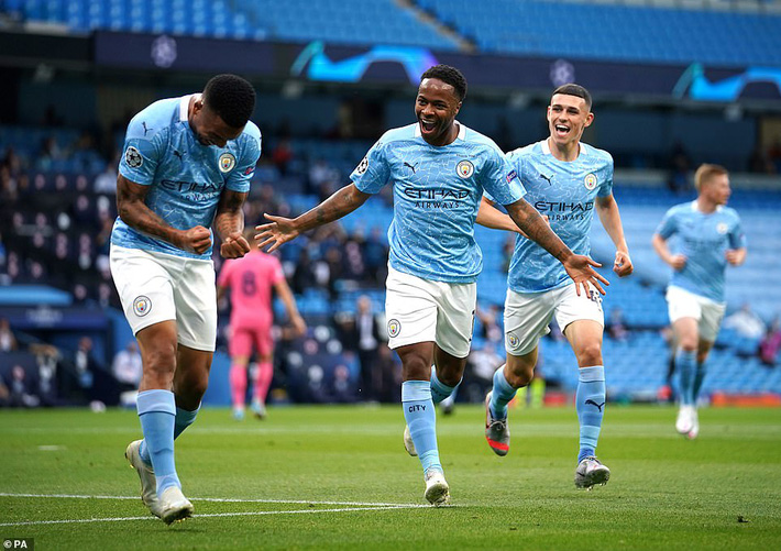 Lập cú đúp kiến tạo cho đối thủ, nhà vô địch World Cup khiến Real tan nát dưới chân Man City - Ảnh 2.