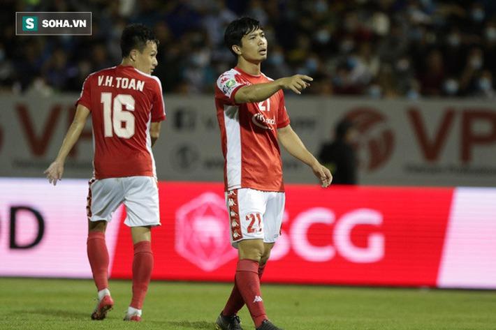 BLV Quang Tùng: Công Phượng hay, nhưng TP.HCM sẽ dồn bóng cho người khác khi đấu Hà Nội - Ảnh 1.