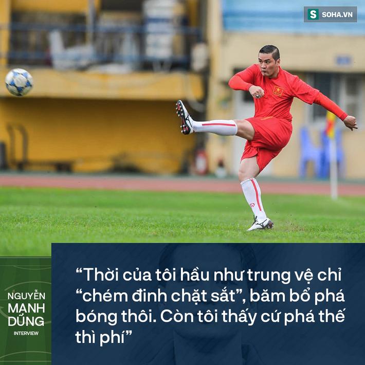 Vén màn nghi án bán độ ở HAGL và chuyện đời thăng trầm của cựu trung vệ ĐT Việt Nam - Ảnh 1.