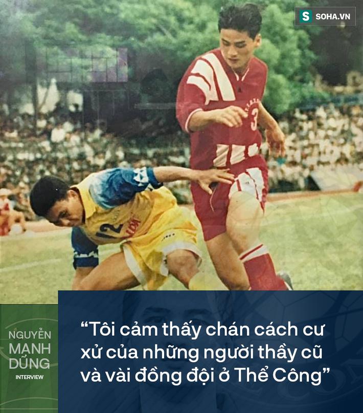 Vén màn nghi án bán độ ở HAGL và chuyện đời thăng trầm của cựu trung vệ ĐT Việt Nam - Ảnh 4.