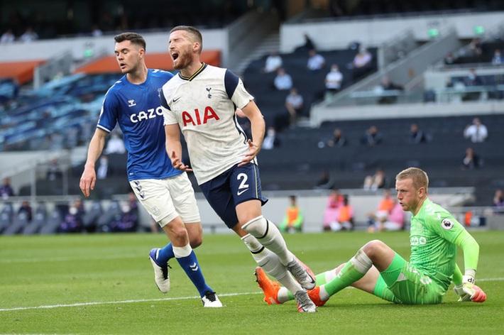 Tottenham gục ngã trận mở màn, Everton bay bổng ở London - Ảnh 4.