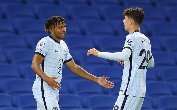 Hậu vệ lập công, Chelsea đại thắng Brighton vào top 3 - Ảnh 6.