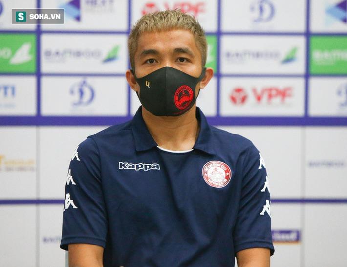 HLV Chung Hae-seong từ chối nhắc lại vấn đề trọng tài, tiết lộ về điểm yếu của CLB Hà Nội - Ảnh 3.