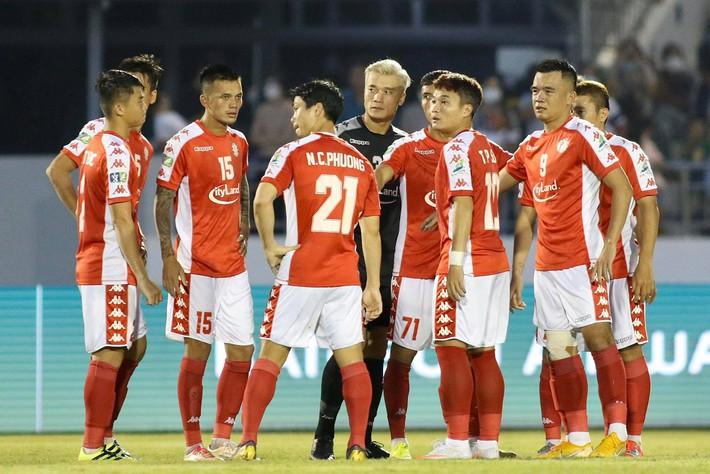 Vắng Công Phượng, thiếu Huy Toàn, thầy Chung sẽ tái hiện trận thua 0-3 trước CLB Hà Nội? - Ảnh 1.